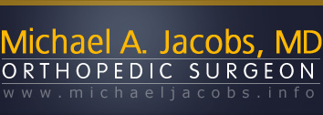 Michael A. Jacobs, MD Orthopedic Surgeon